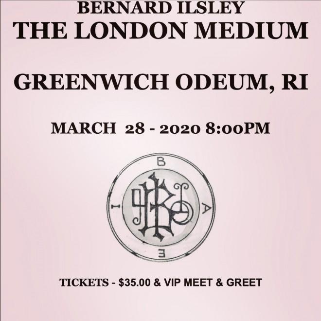 THE LONDON MEDIUM